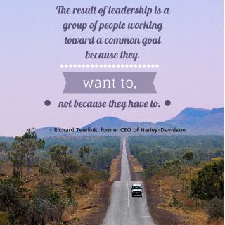 result of leadership quote 320x320 Leadership is the key to Successful Teams
