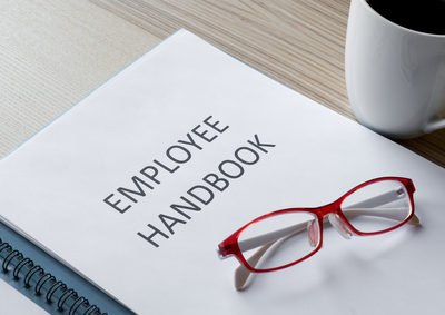 employee handbook, small business